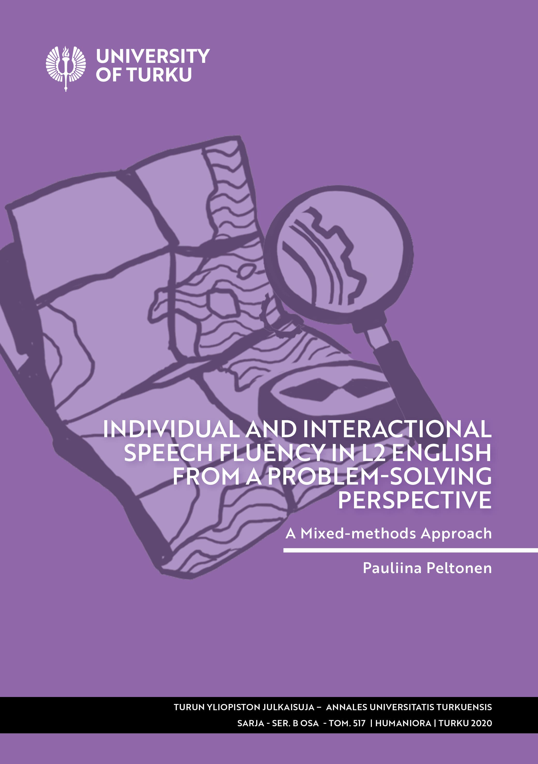 Individual and Interactional Speech Fluency in L2 English from a Problem-solving Perspective: A Mixed-methods Approach